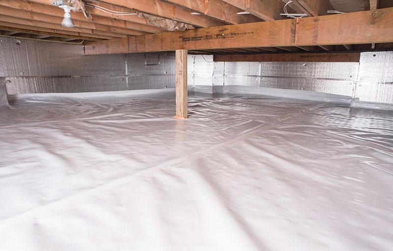 craw space remediation services in colorado springs